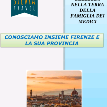 WALKING TOUR A FIRENZE