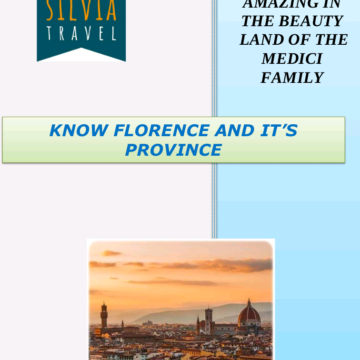 NEW CATALOG FOR KNOW FLORENCE AND ITS PROVINCE